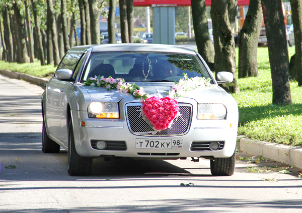 Лимузин Крайслер 300с Chrysler 300C