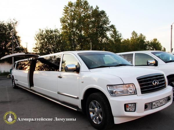 Лимузины в Санкт-Петербурге